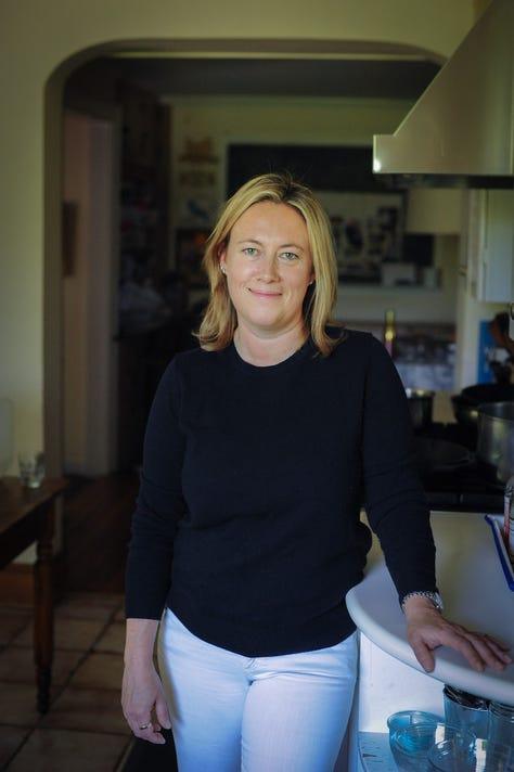 Author Caroline Campion