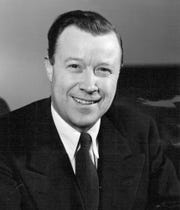 Walter Reuther in 1955