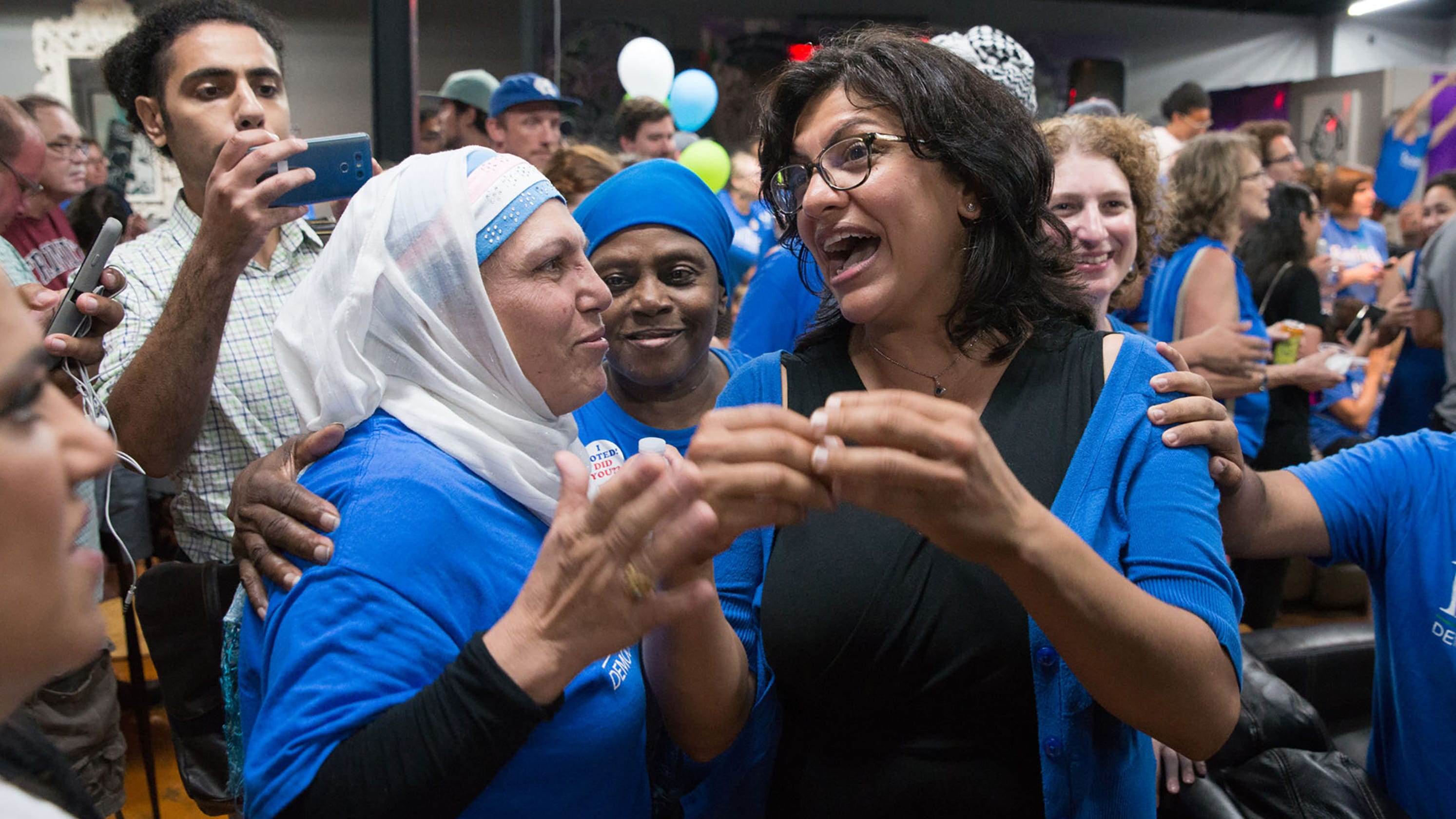 Muslim congresswoman Rashida Tlaib to use Koran for ceremony