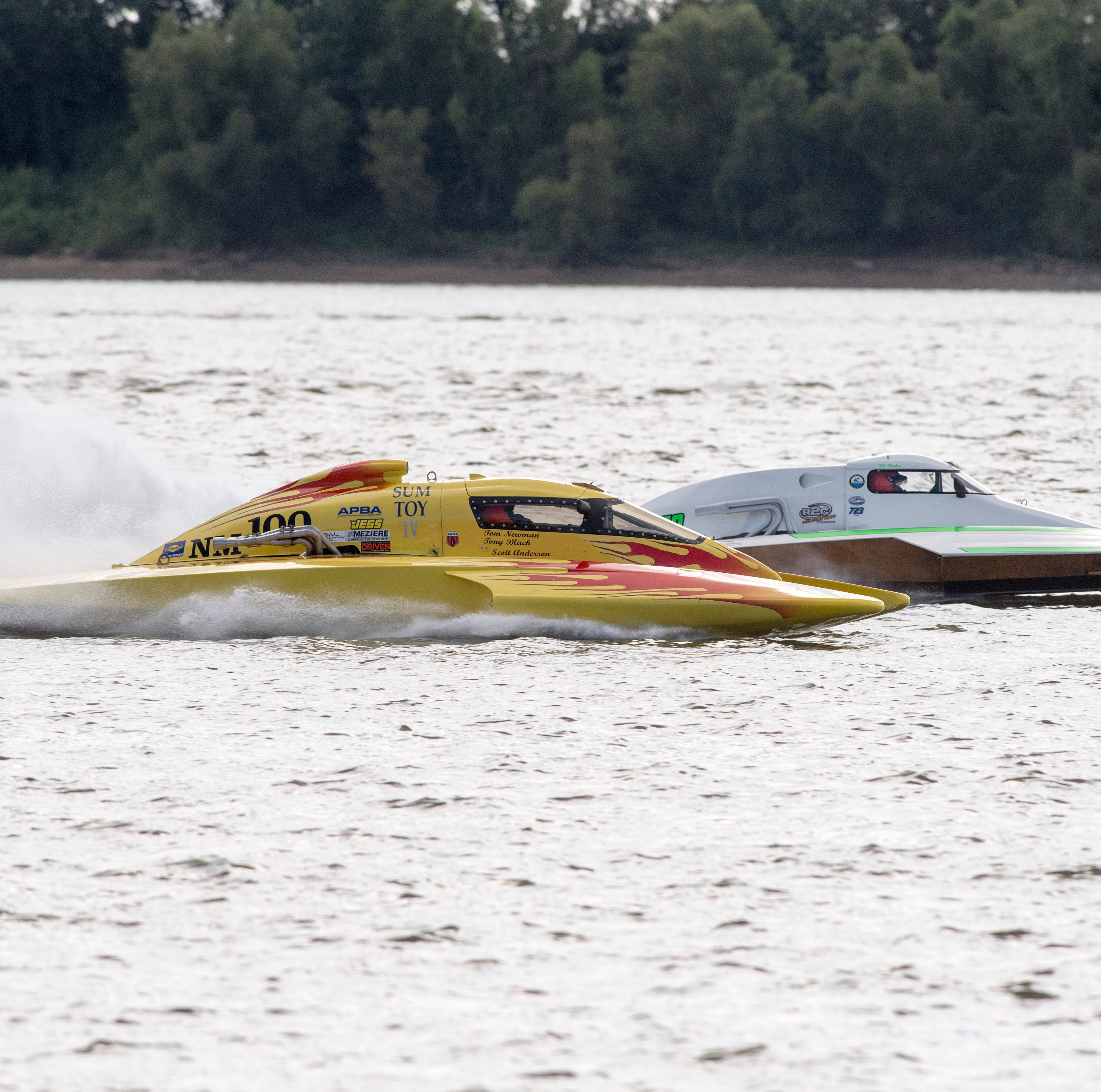 Evansville HydroFest is coming back this year, now in August