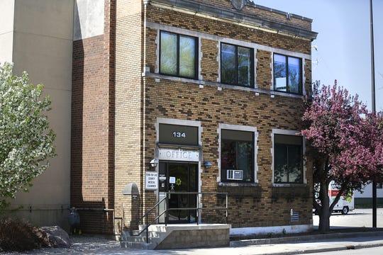 Fond du Lac County Medical Examinars office at 134 Western Avenue, Fond du Lac Wisconsin. May 16, 2018. Doug Raflik/USA TODAY NETWORK-Wisconsin