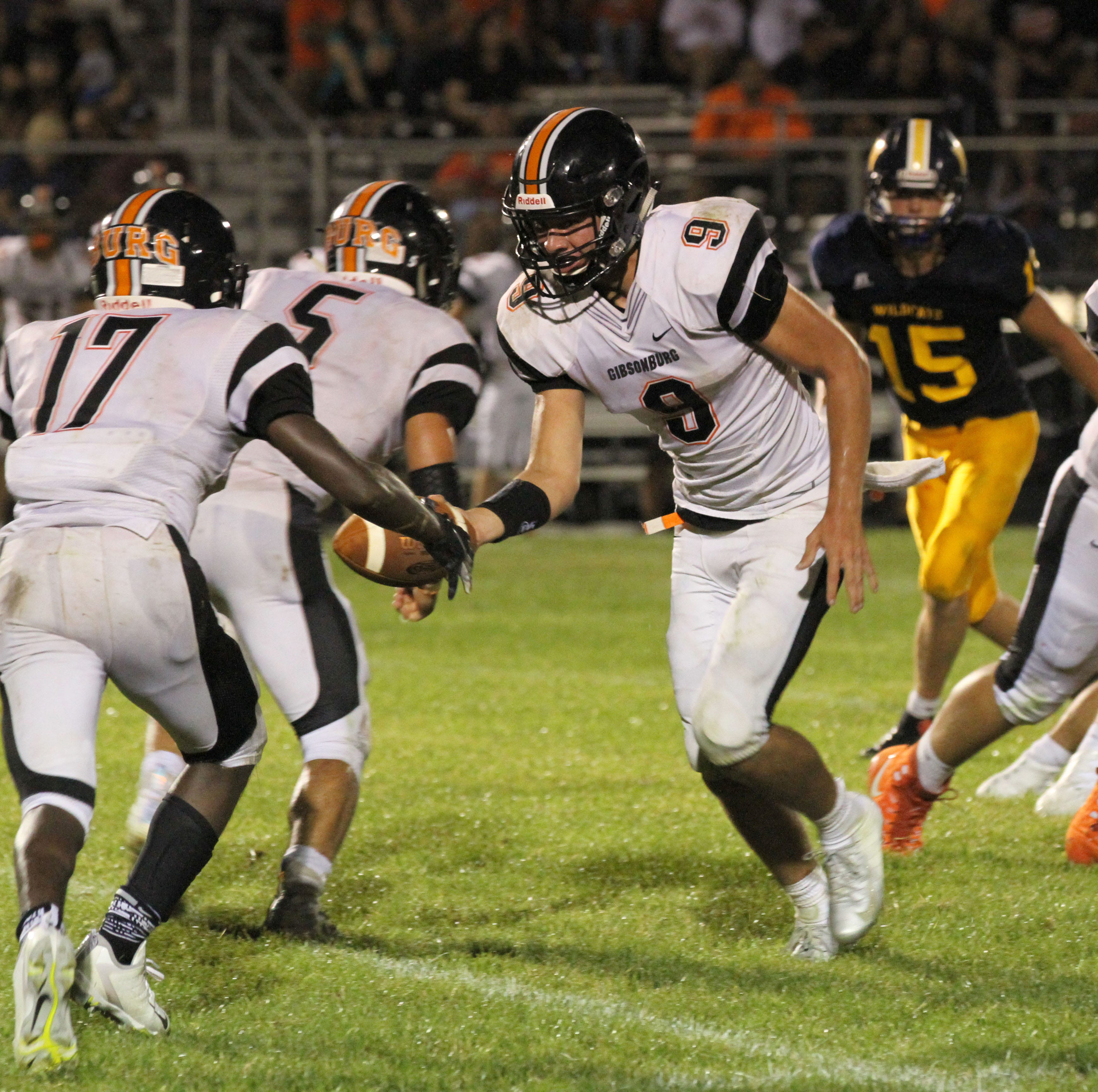 Margaretta visits Gibsonburg with lead in River Division race at stake