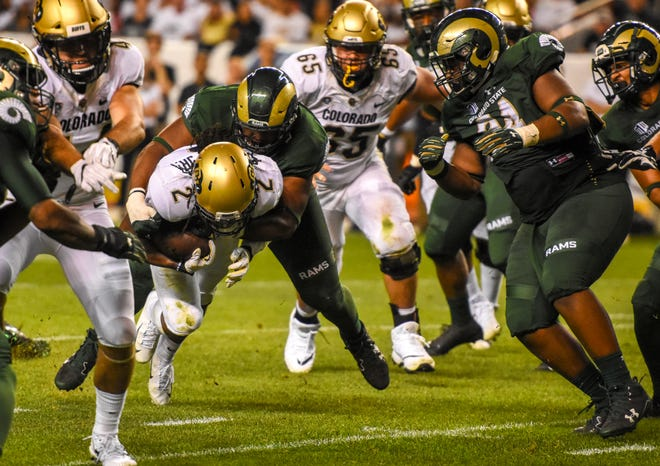 The CSU defense has allowed 44 points and 607 yards per game through the first two contests of 2018.