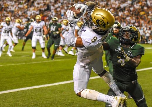 Csu Football Team Embarrassed By Colorado Football Team In Showdown