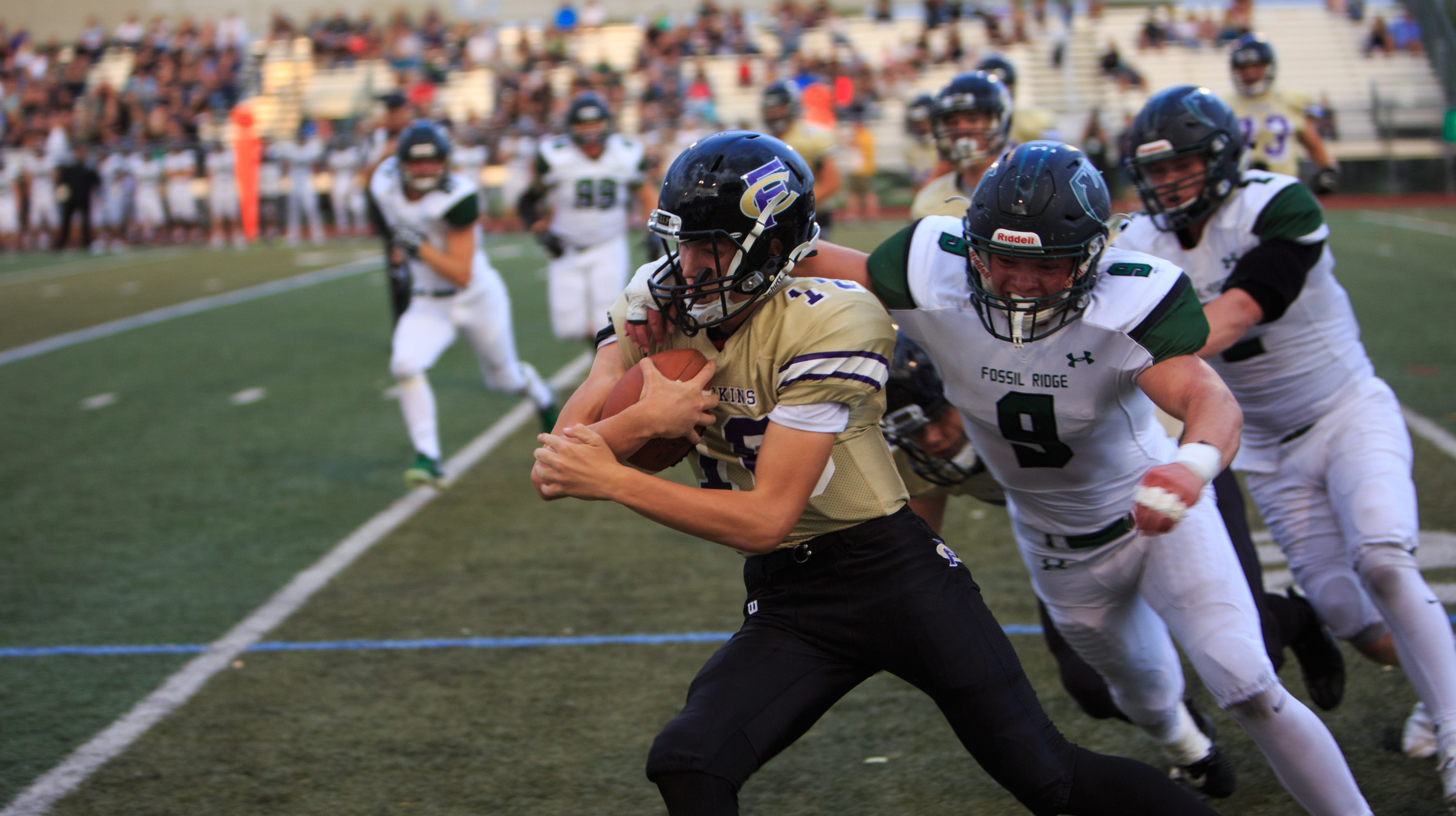 Fort Collins Nipped Windsor Upset Rocky Mountain Routed In Friday