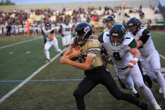 Fossil Ridge football