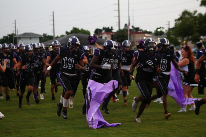 Cypress Lake High School, which is off to a 2-0 start, will face rival Fort Myers (2-0) in The News-Press Readers' Choice Game of the Week on Friday.