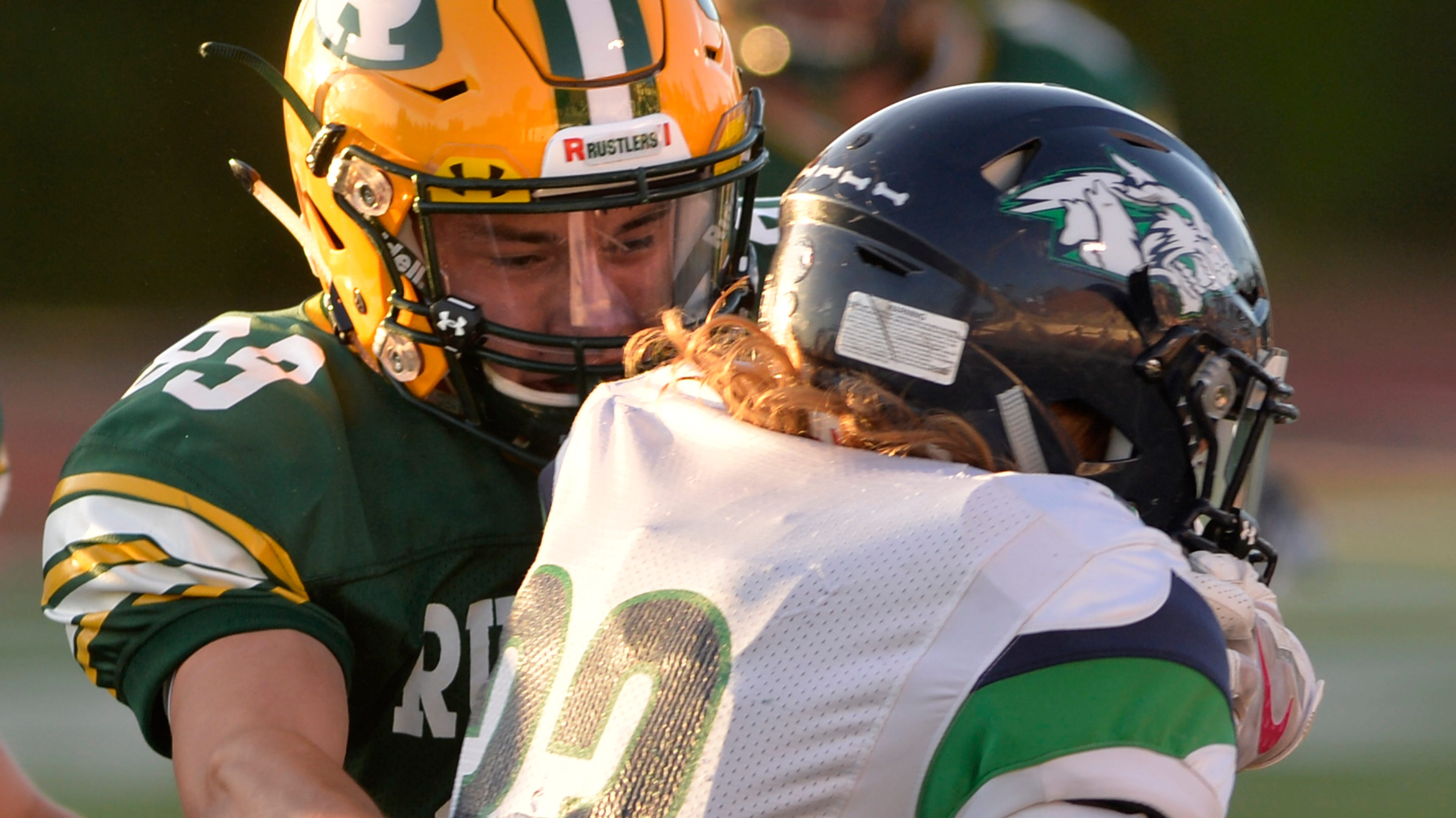 CMR vs. Kalispell Flathead: Bryce Depping perseveres through injuries to resume role as Rustlers' leader