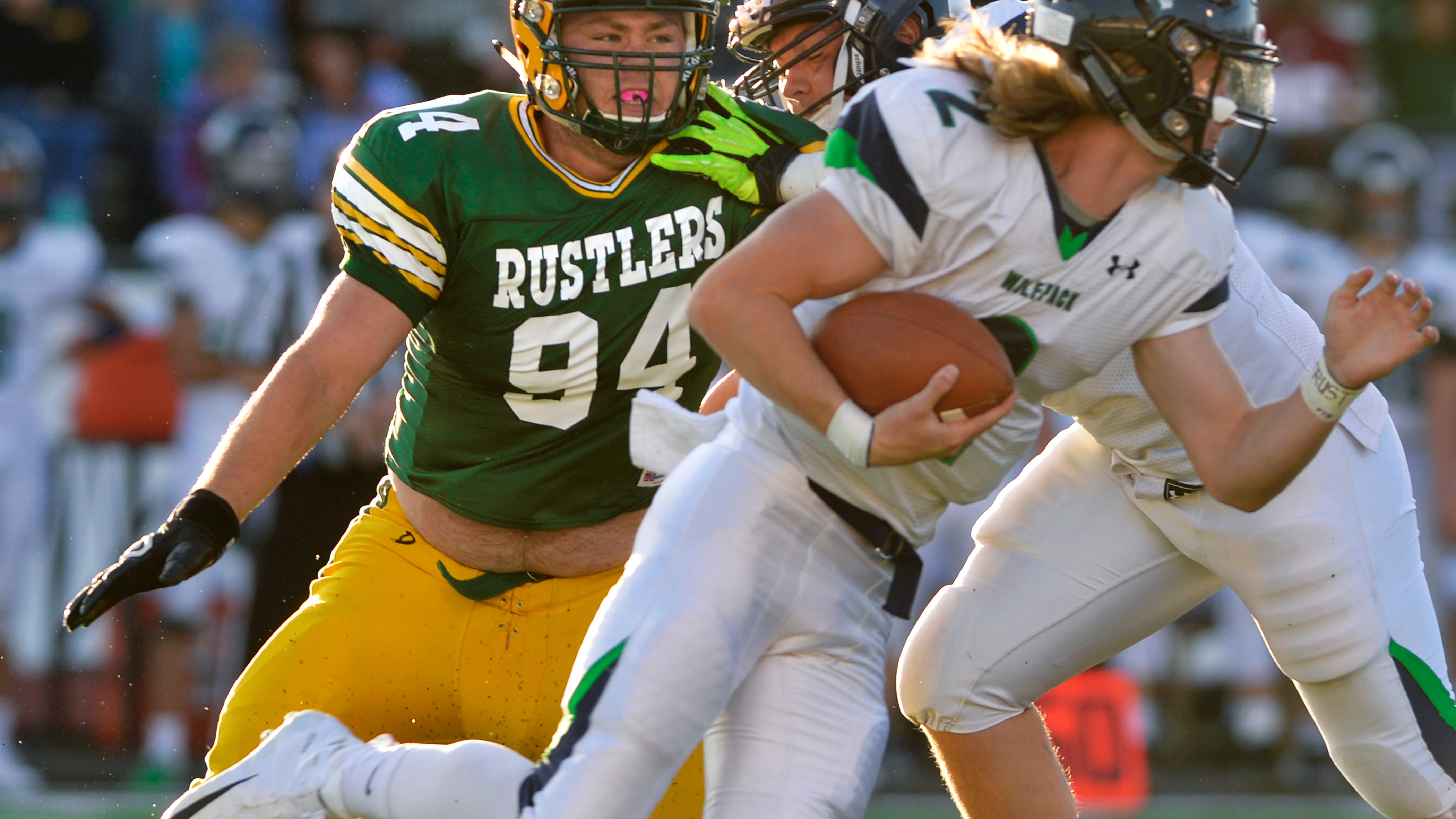 The all-star football game will take place in Butte this July.