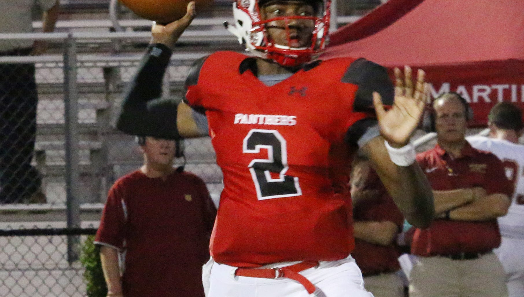 Petal Football S Slow Start Continues With Loss To Brother Martin