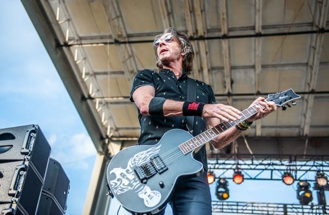 Rick Springfield performs Aug. 3 at the Indiana State Fair.