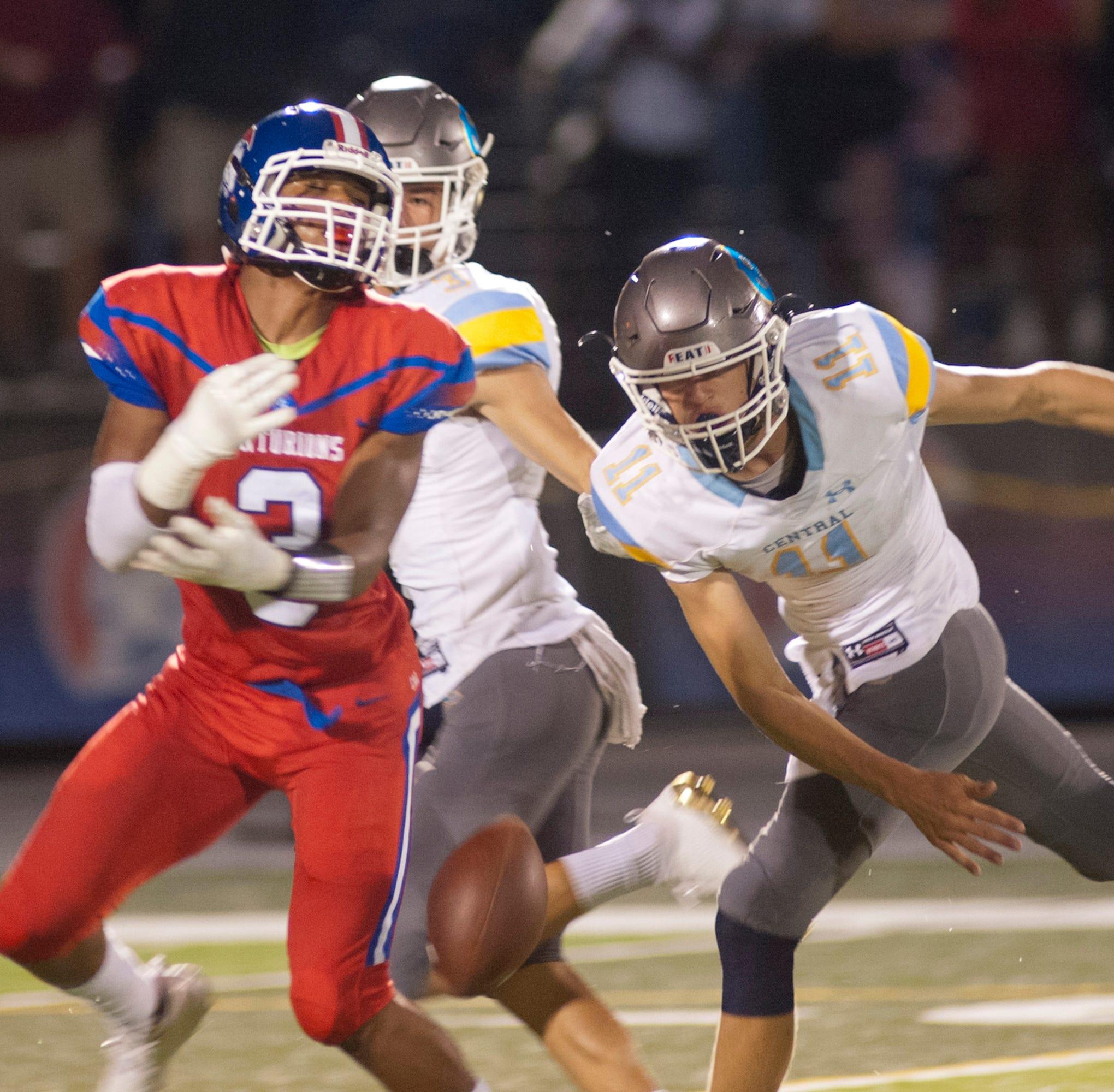 Week 6 Kentucky high school football scores