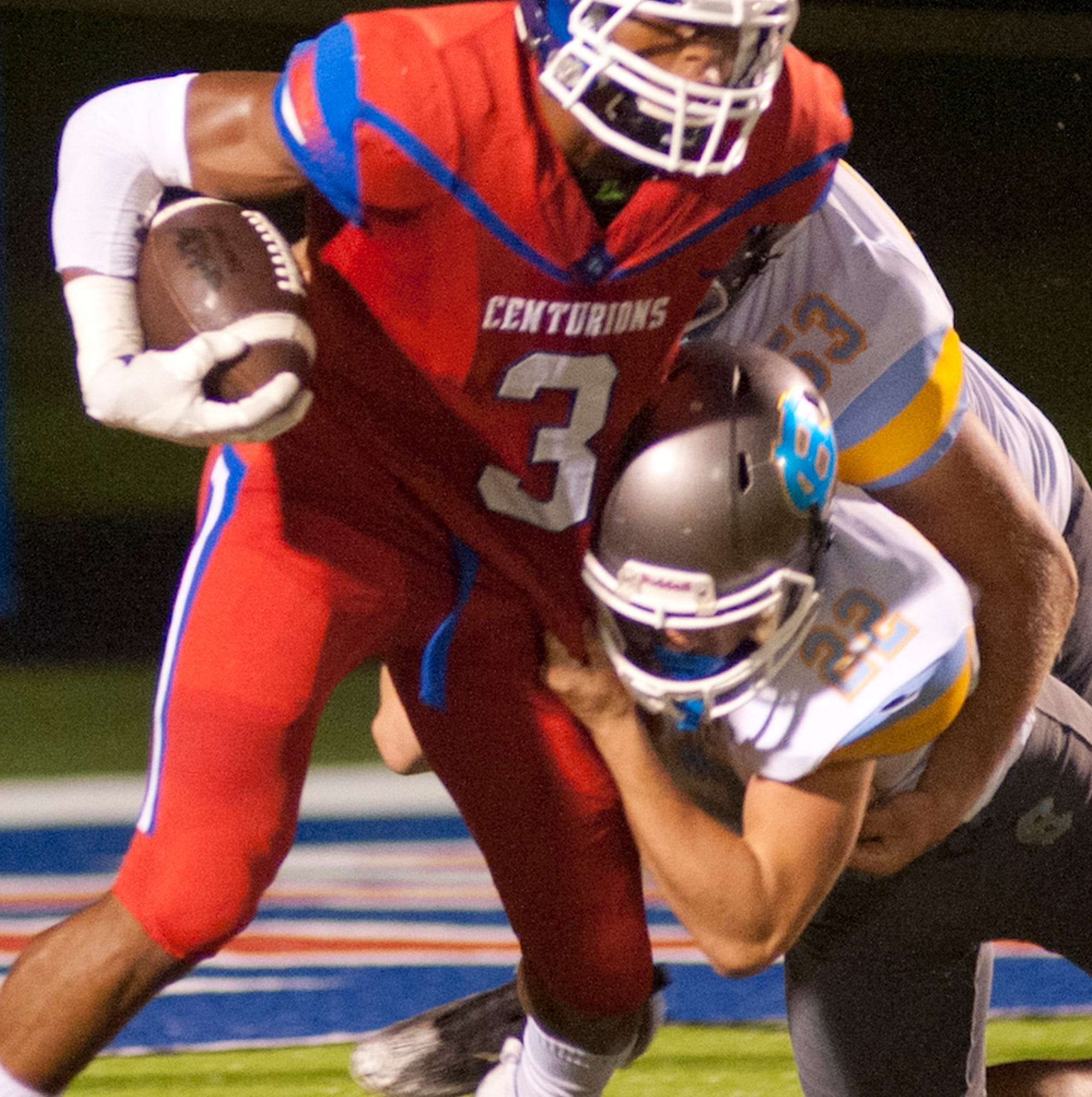 Christian Academy football star Milton Wright commits to Purdue