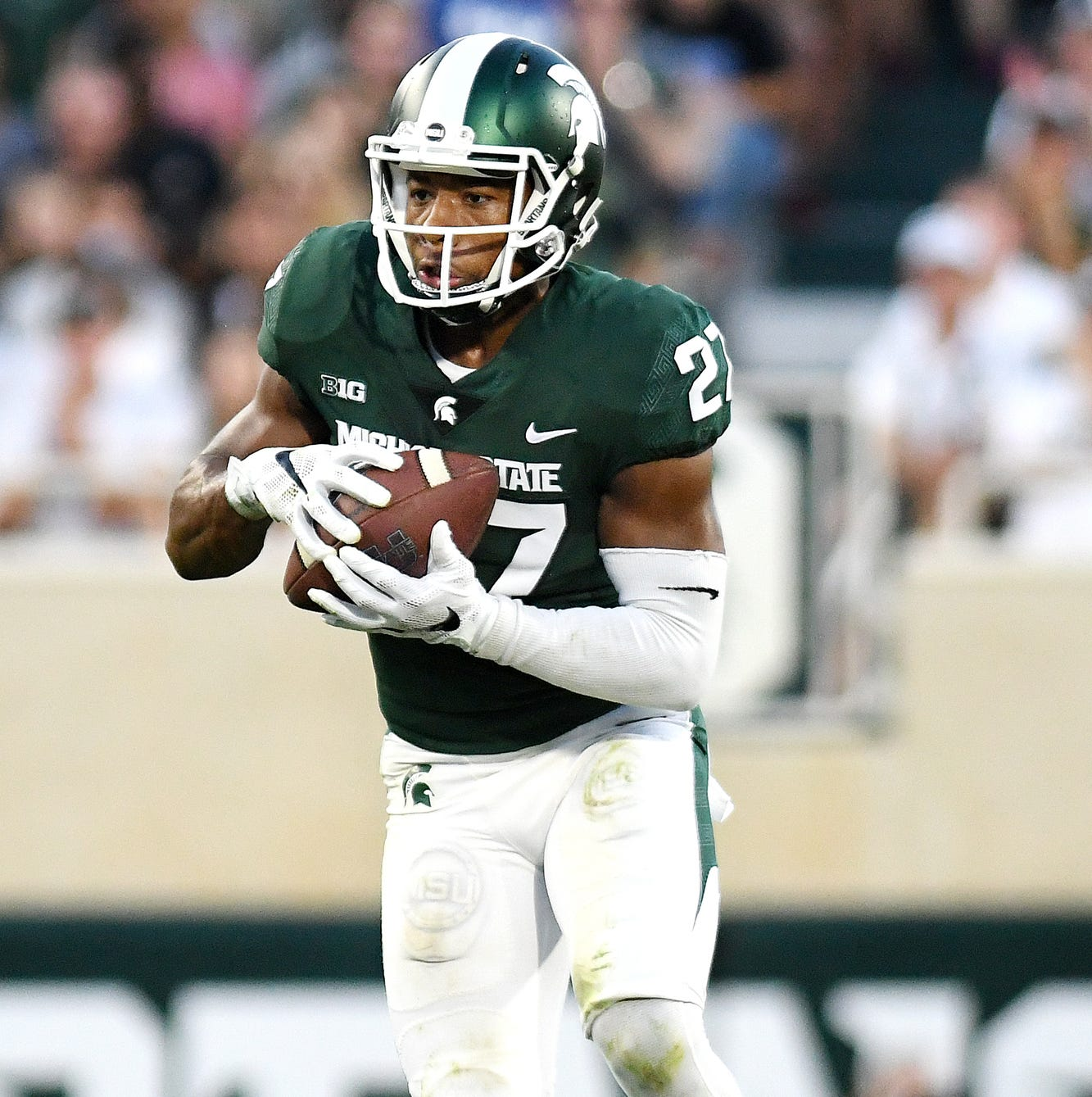 Indianapolis Colts pick Khari Willis of Michigan State in 2019 NFL draft