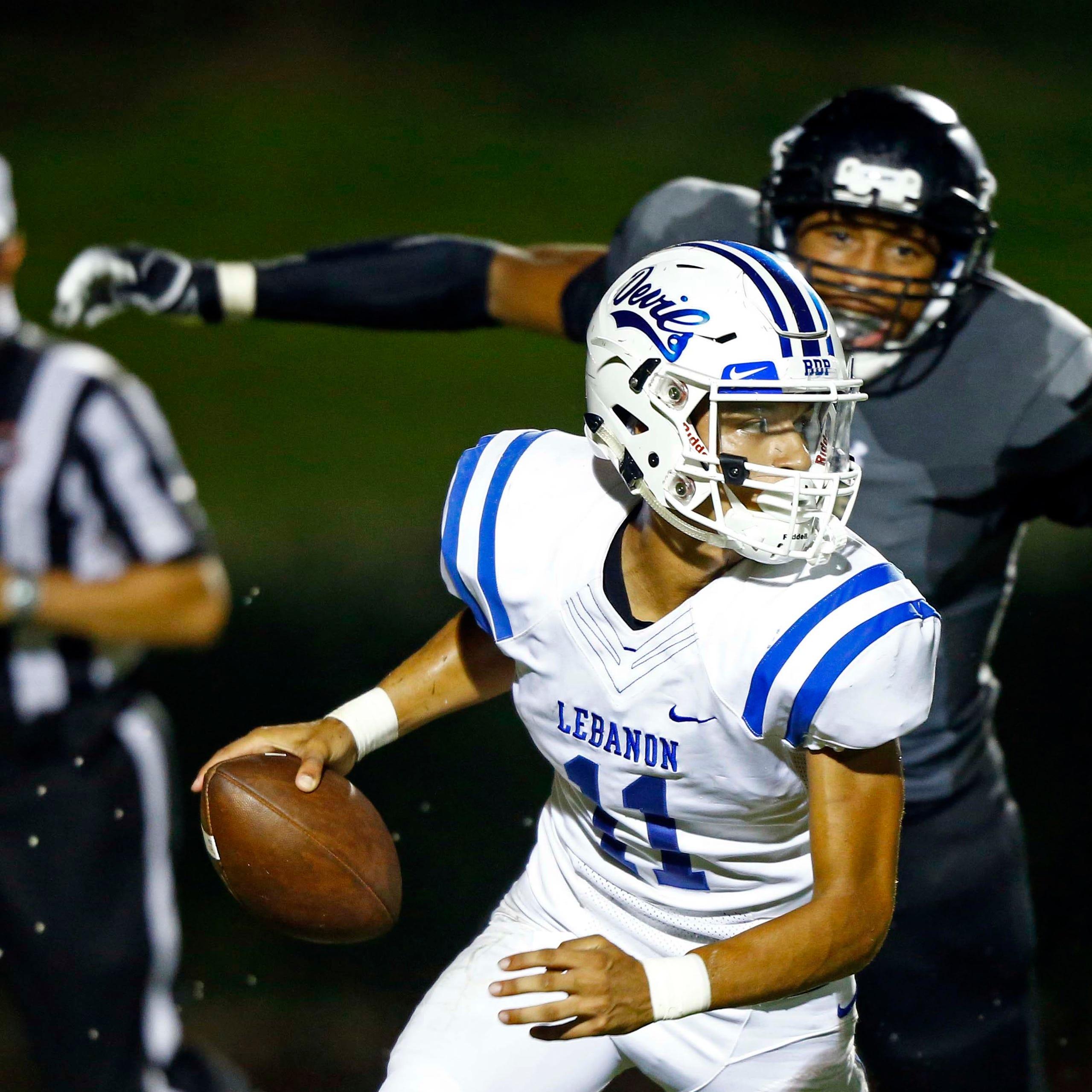 Reggie Grimes II, top 2020 college football prospect in Tennessee, has Alabama, Tennessee, Vanderbilt among top 6 schools