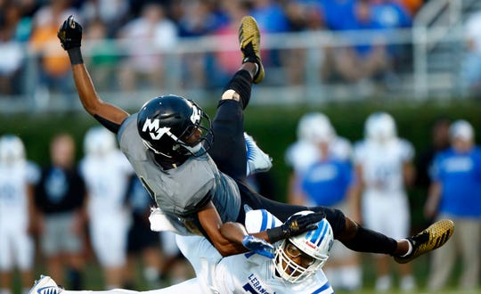 Mt. Juliet's Malik Bowen is the state's 36th ranked prospect for 2020.