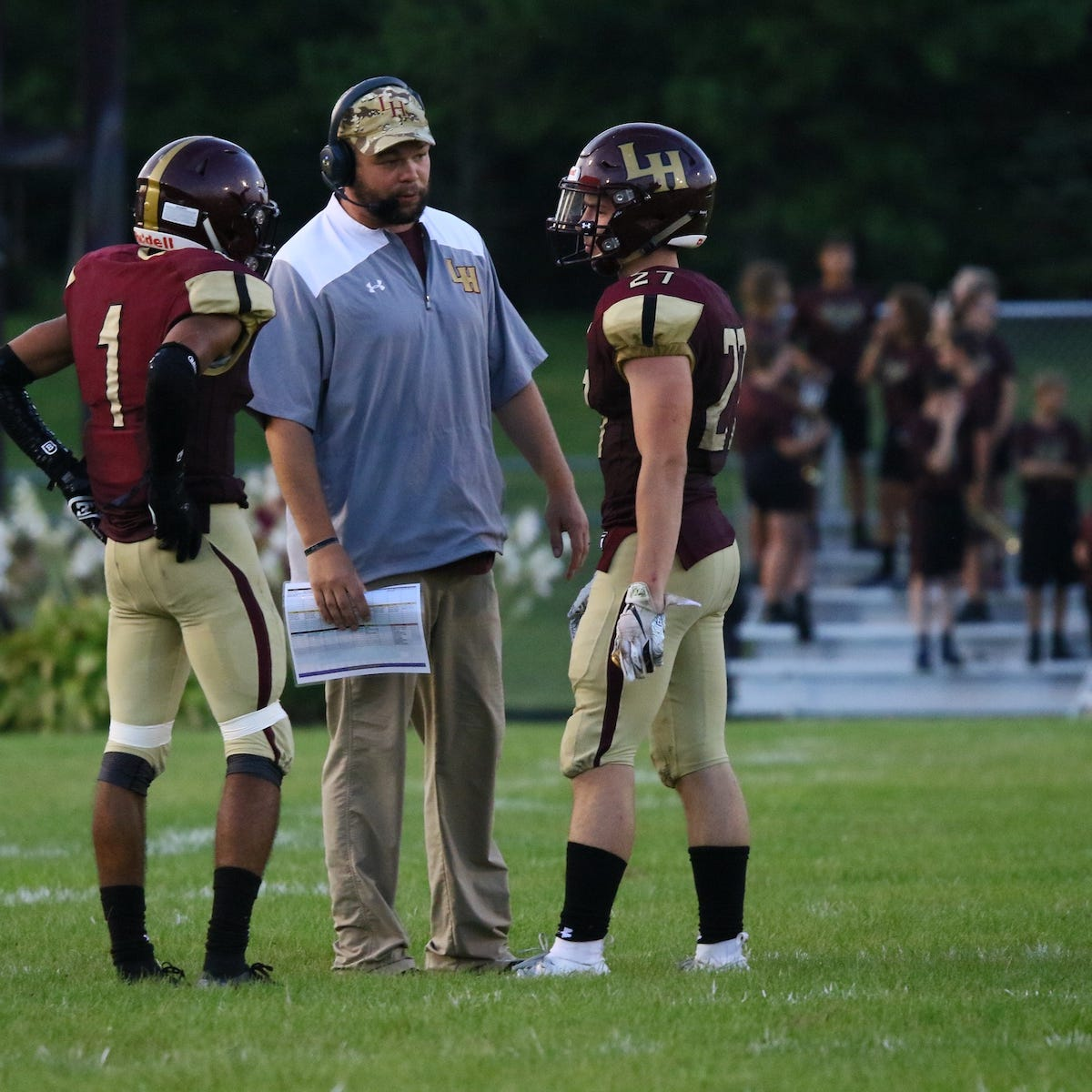 Waaland to be named Licking Heights football coach