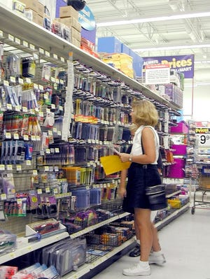 Columnist Joe Phalon doesn't miss the days of back-to-school shopping.