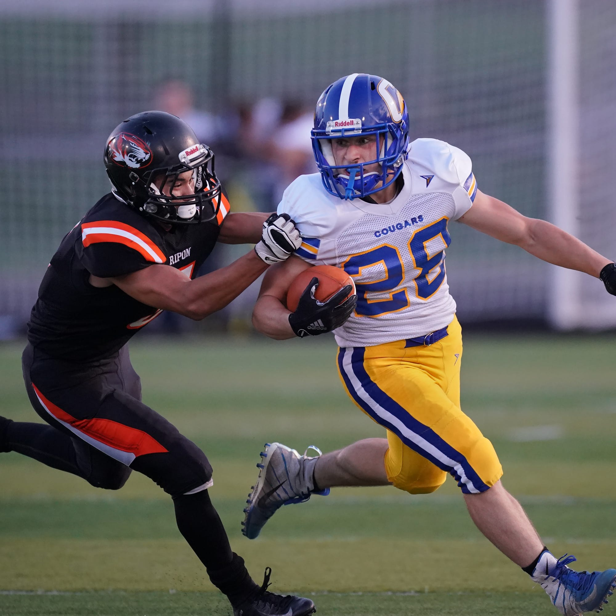 Key clashes in Flyway, ECC highlight Week 4 high school football schedule