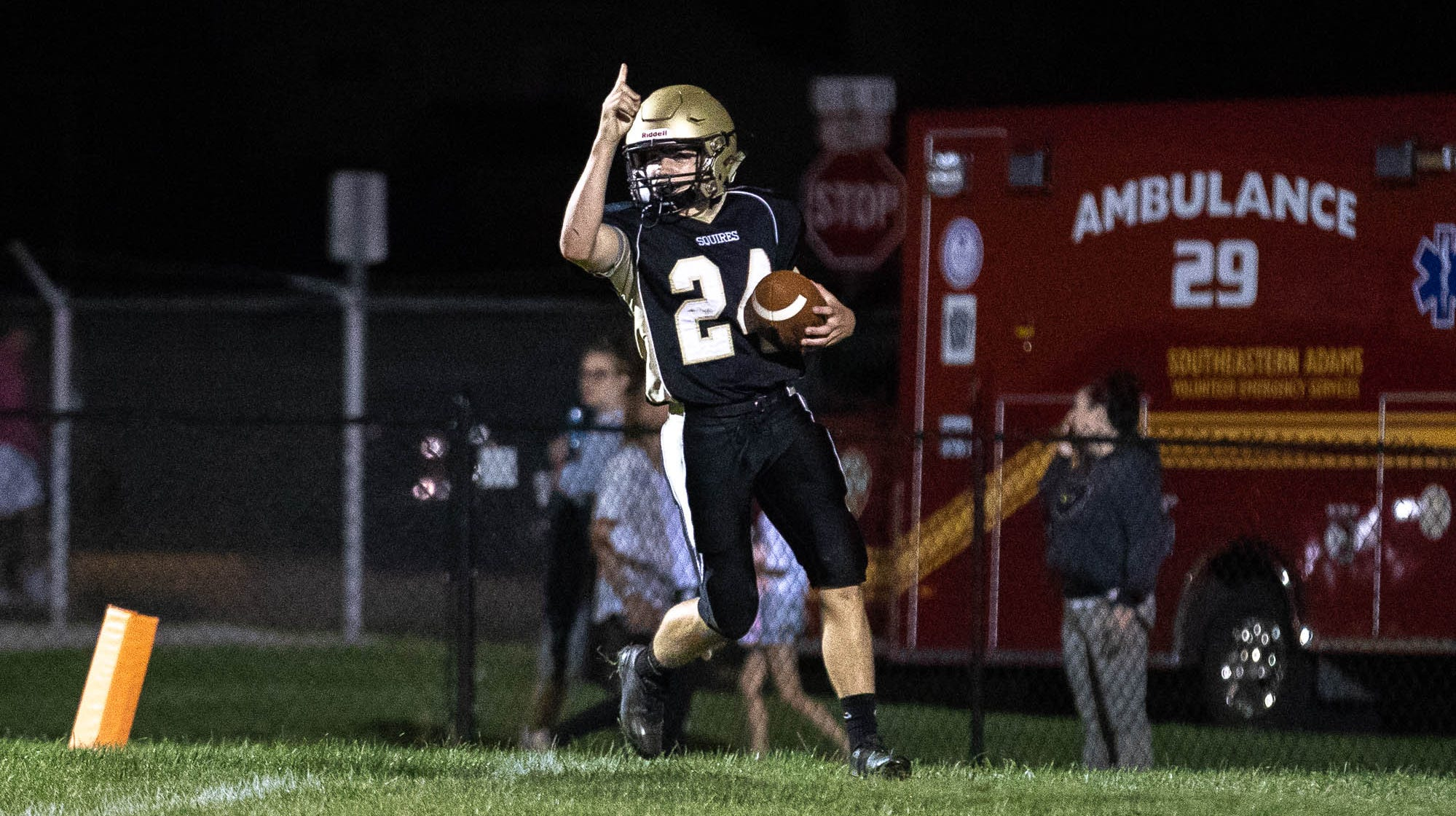 YAIAA football power rankings: Where are the small schools after Week 4?