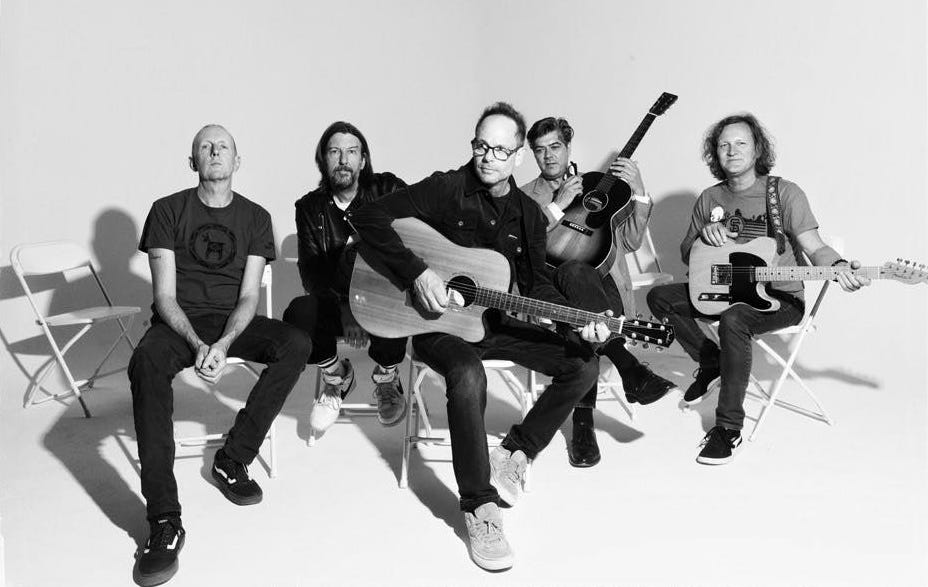 Gin Blossoms will be one of the bands performing at Go Vote 2018.