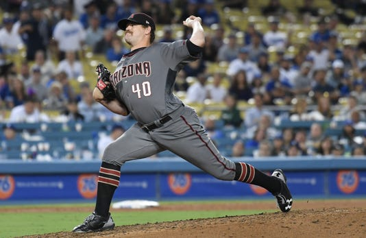 Mlb Arizona Diamondbacks At Los Angeles Dodgers