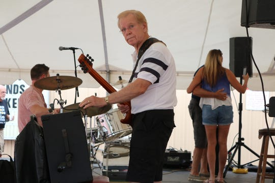 Eddie Rodick Orchestra has been performing at the annual Perch, Peach, Pierogi and Polka Festival in Port Clinton for years.