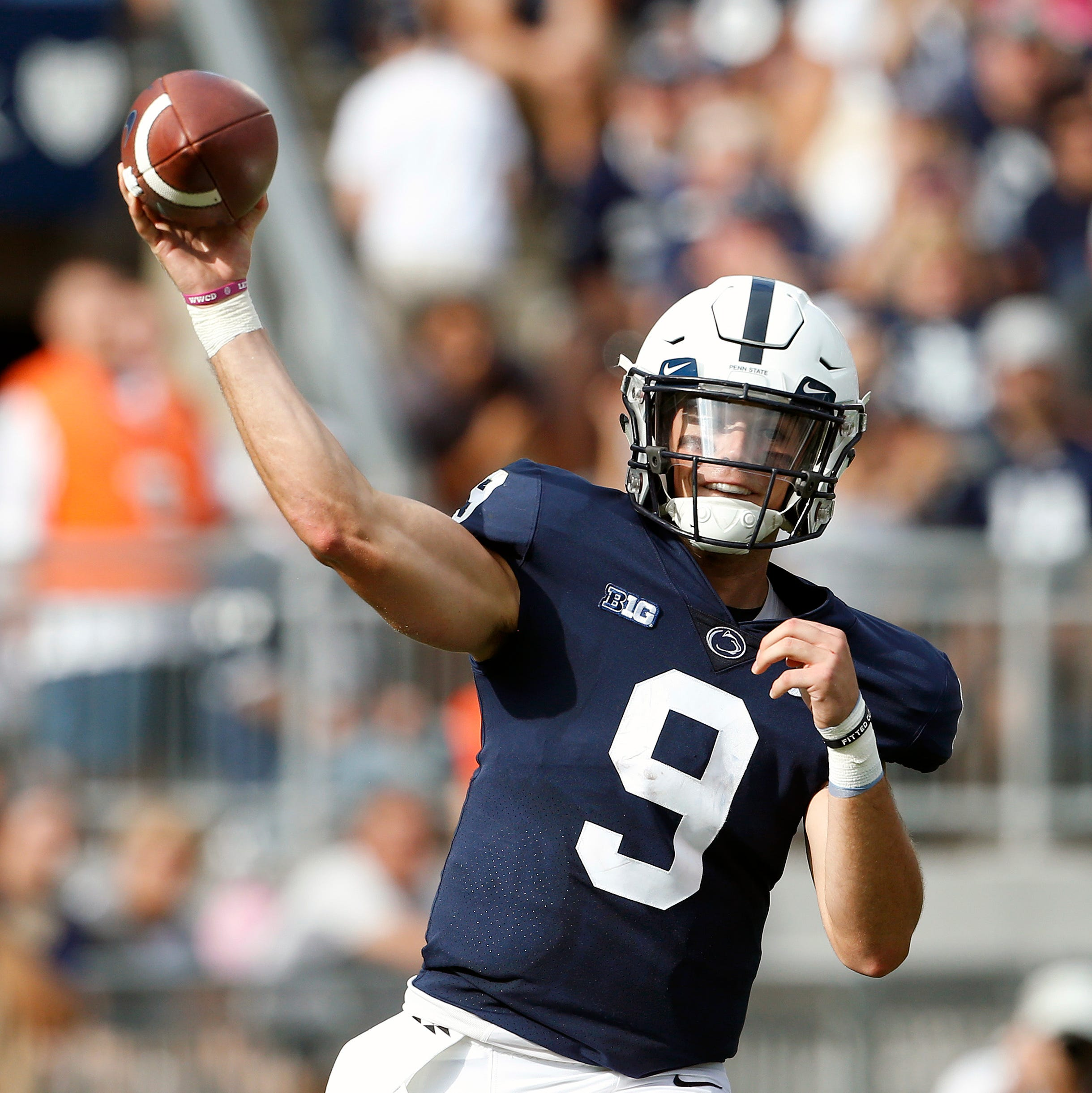 Late-game heroics keep Trace McSorley in prime position on Heisman watch after week 1