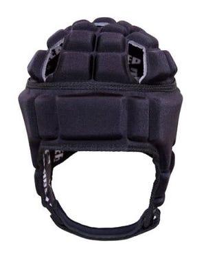 GameBreaker Multi-Sport Soft-Shell Headgear is used in many sports, including soccer.