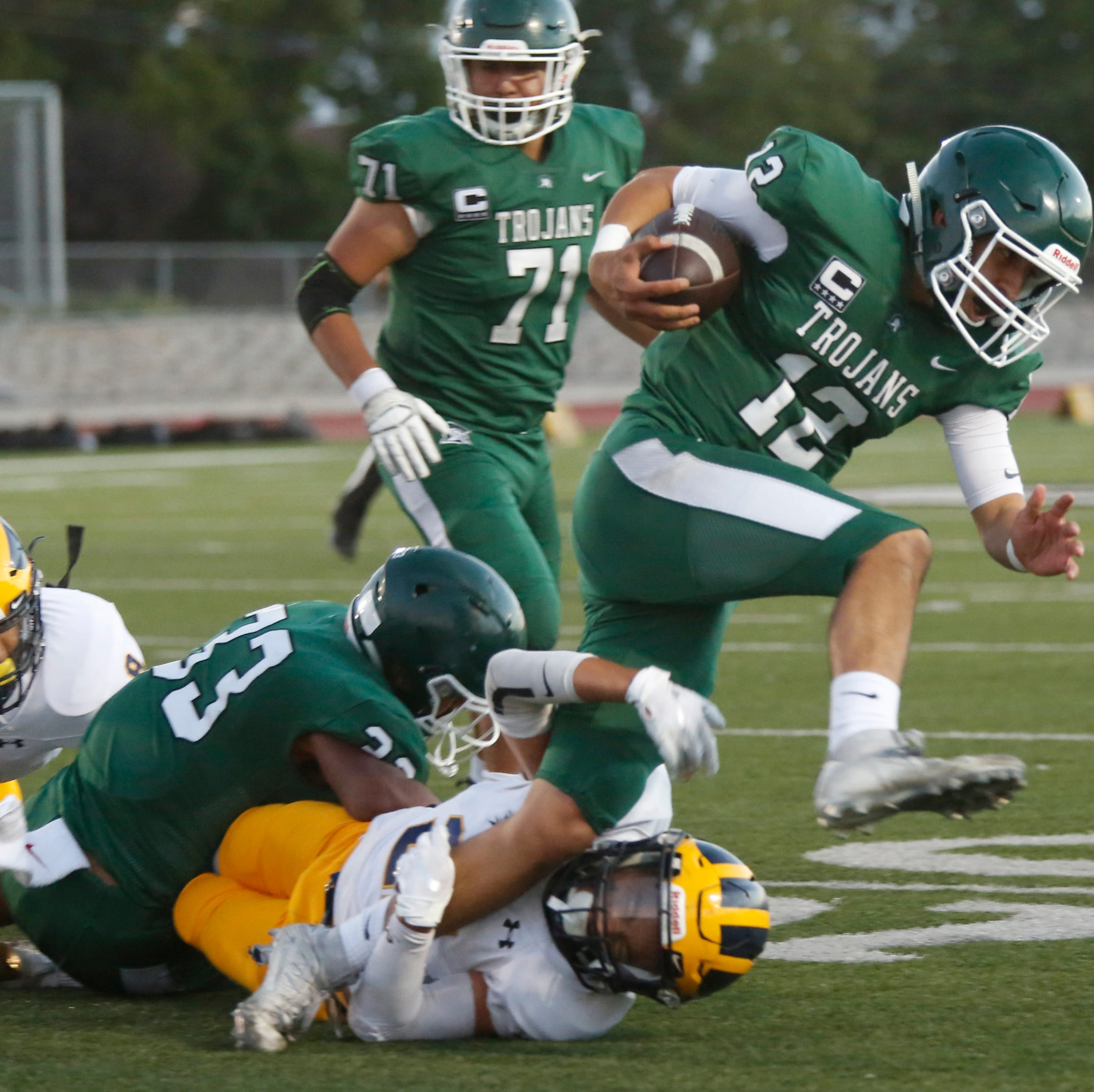 Live coverage: Alisal vs. Monte Vista Christian and Week 8