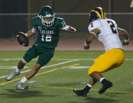 Football Alisal Vs Everett Alvarez