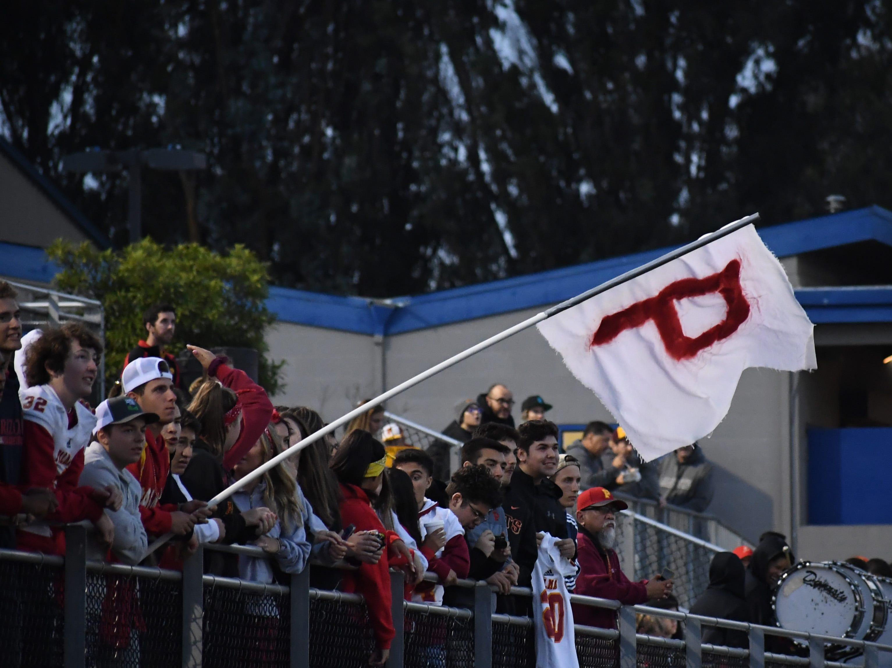 Palma won its game against Sacred Heart Cathedral 17-14 Friday night at Rabobank Stadium.