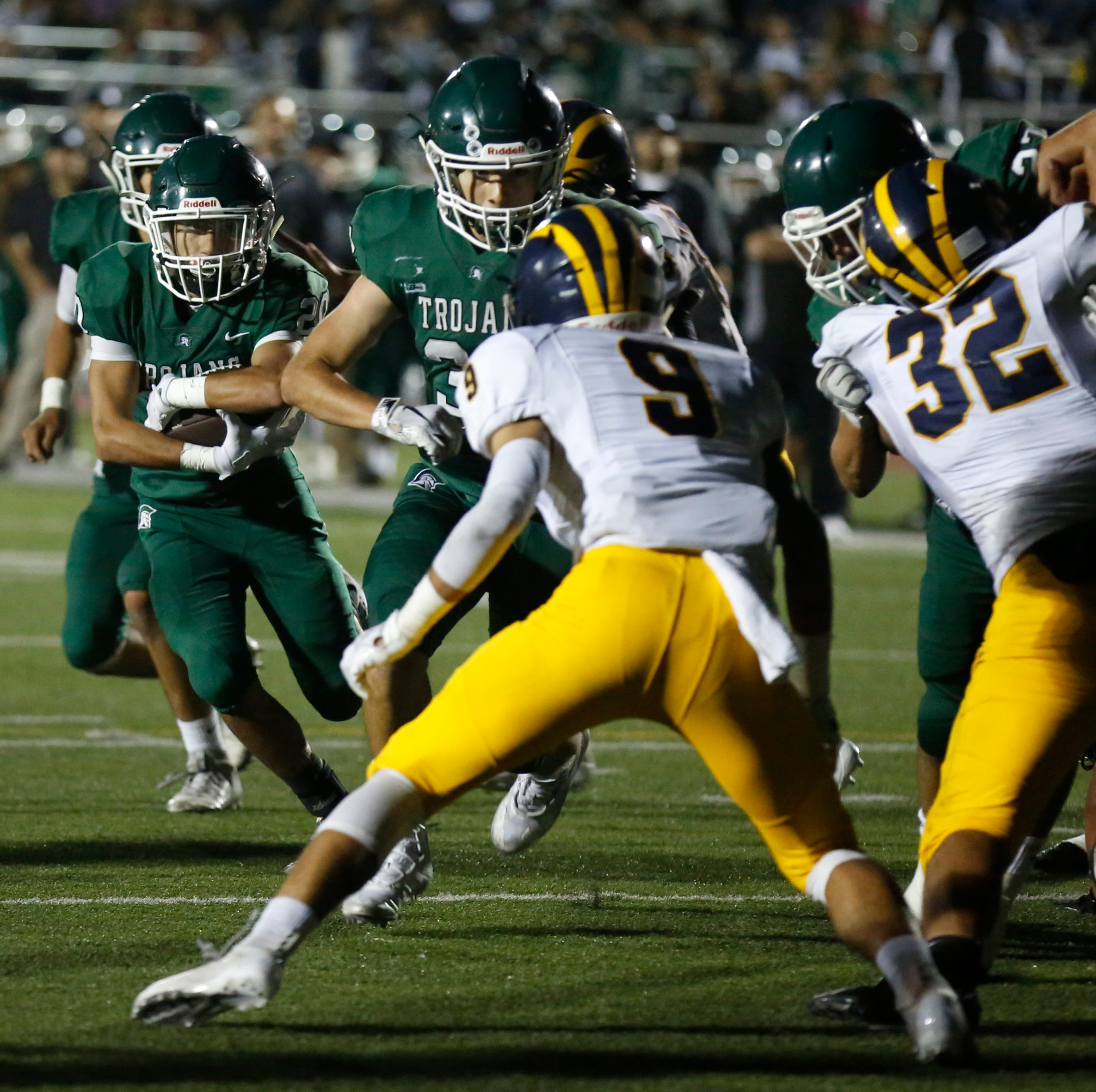 Live coverage: Week 4 Salinas area prep football coverage