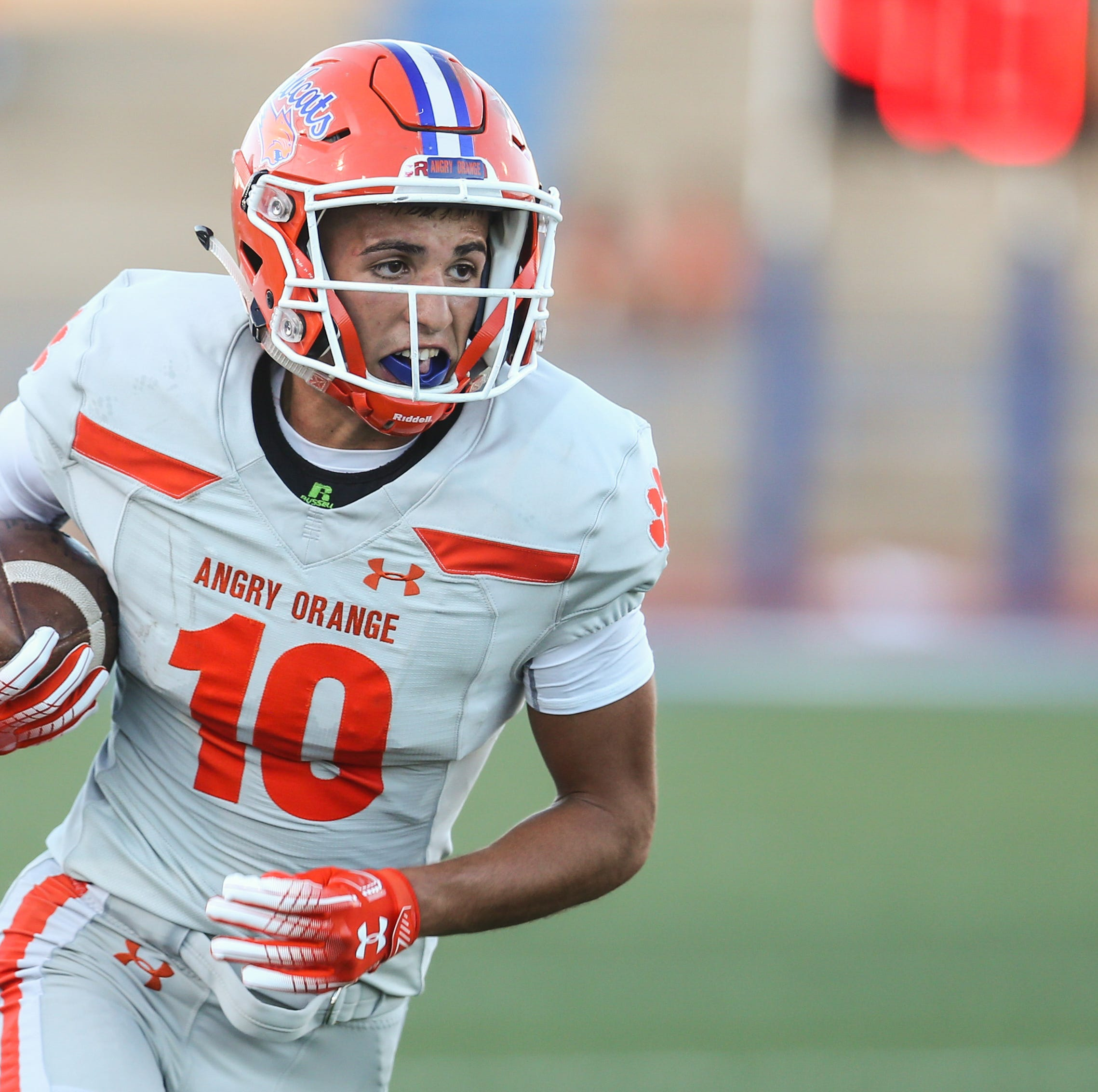 San Angelo Central's second-half comeback falls short in Cedar Park