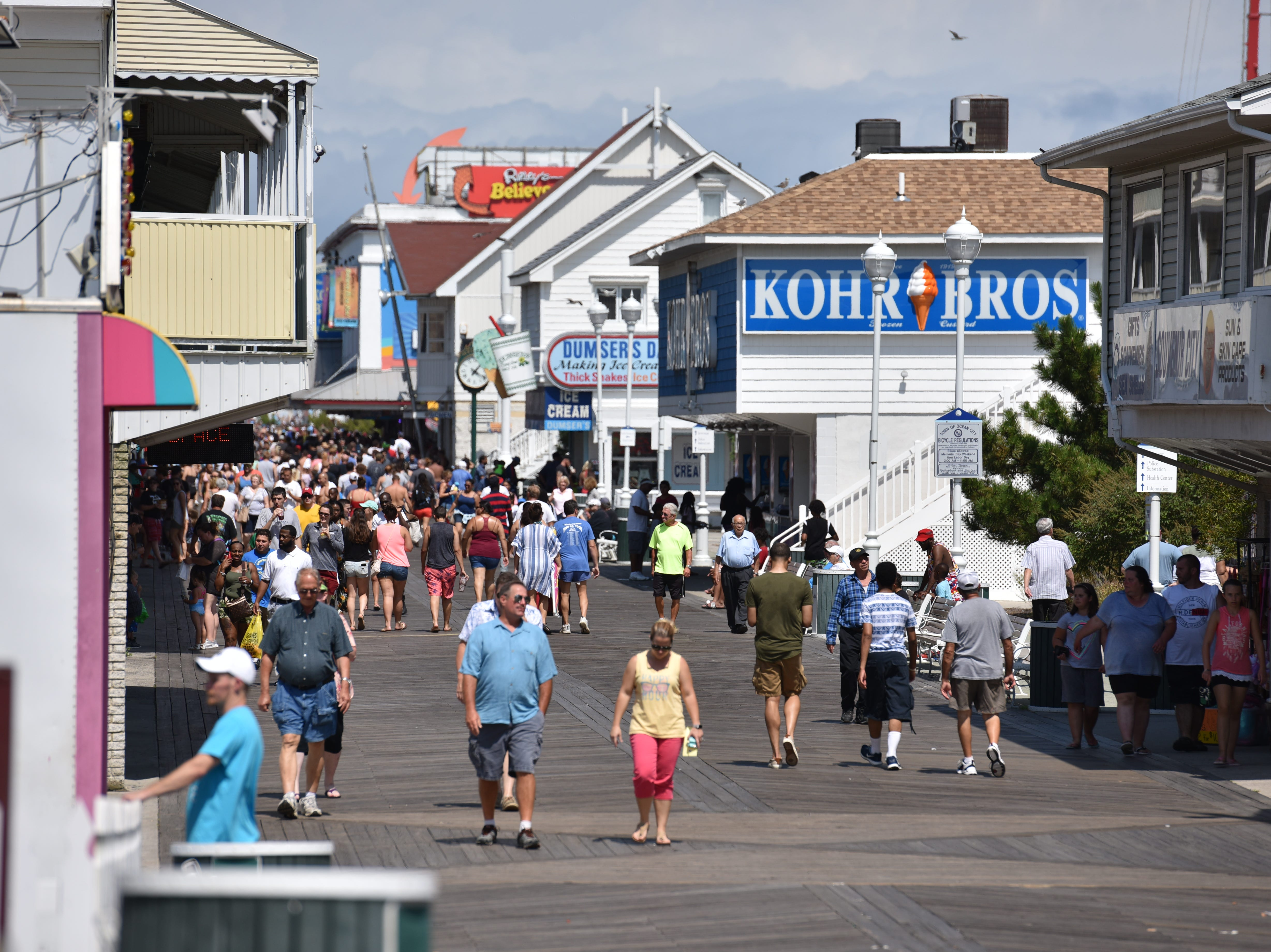 Ocean City finds out how much Boardwalk safety project will cost