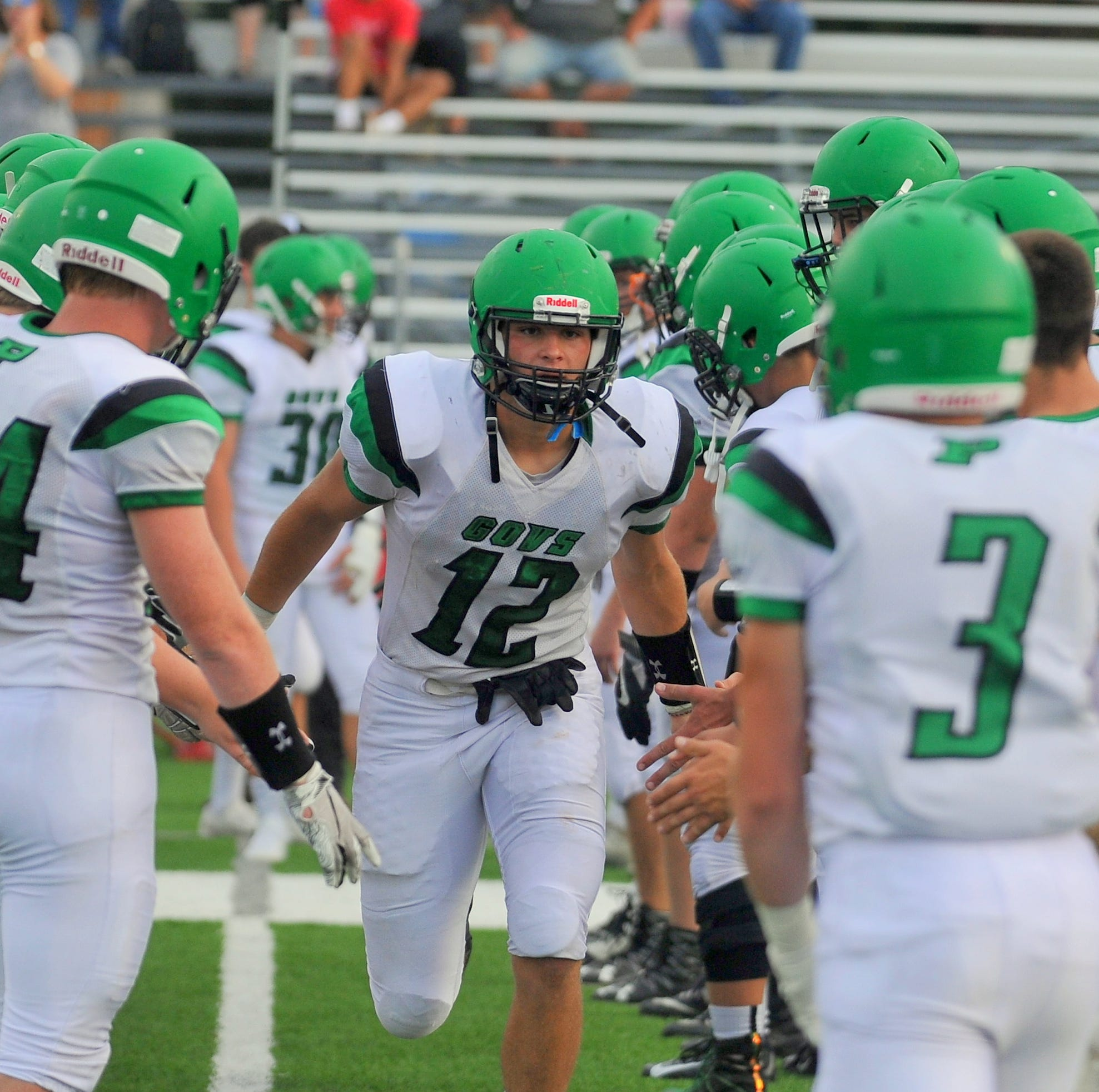 South Dakota High School Football Media Poll: Pierre Governors rise to No. 1 in 11AA
