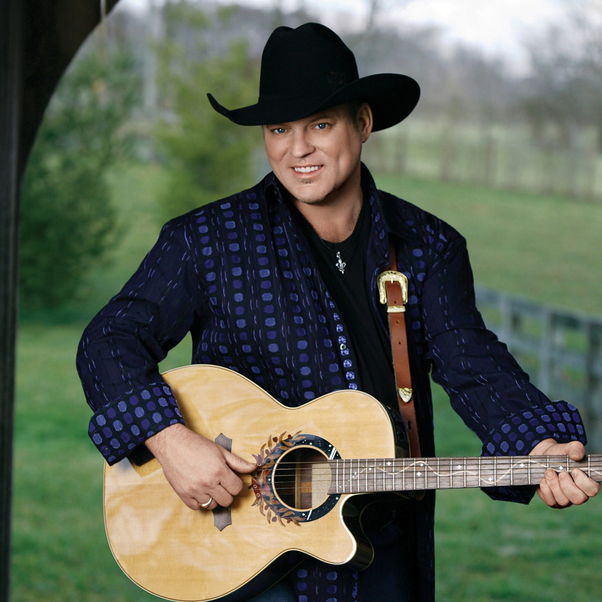 John Michael Montgomery performs at SUU on Sept. 11