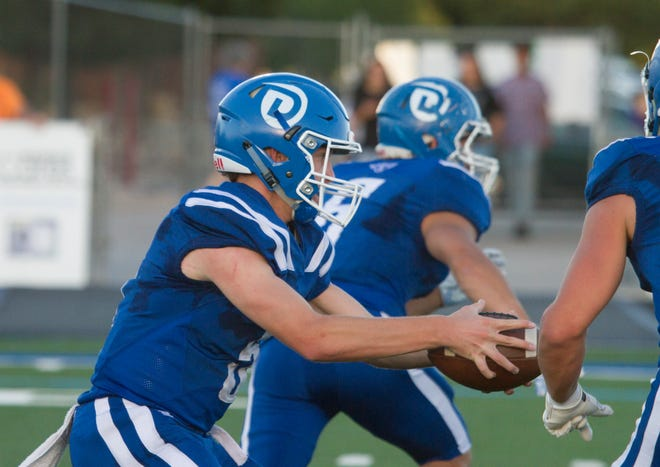 Both Dixie and Pine View have a lot riding on Friday's game Sept. 28, 2018.