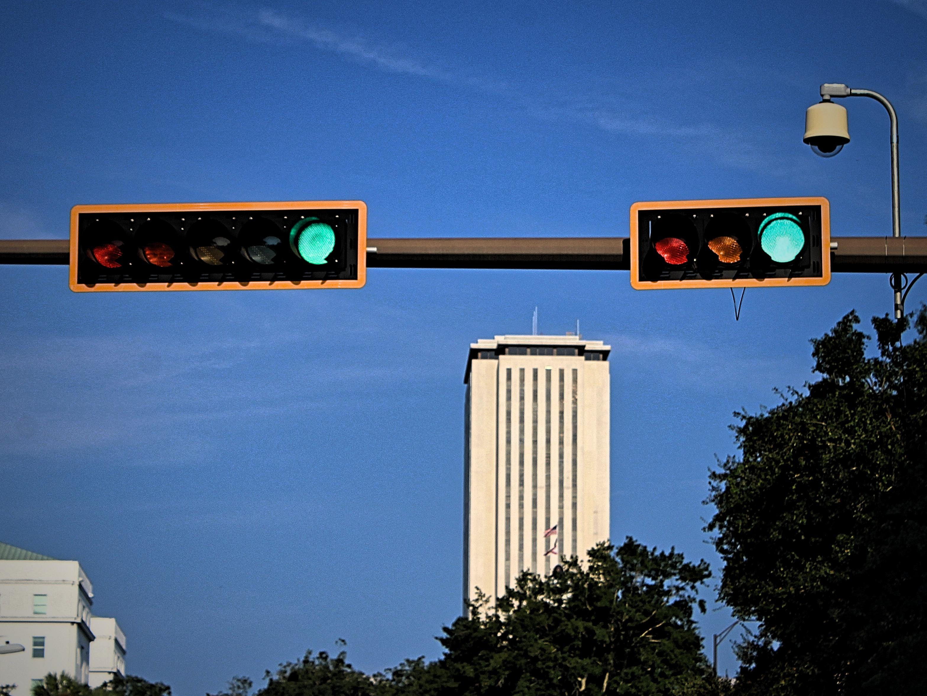 Will there be a green light for change at the capital?