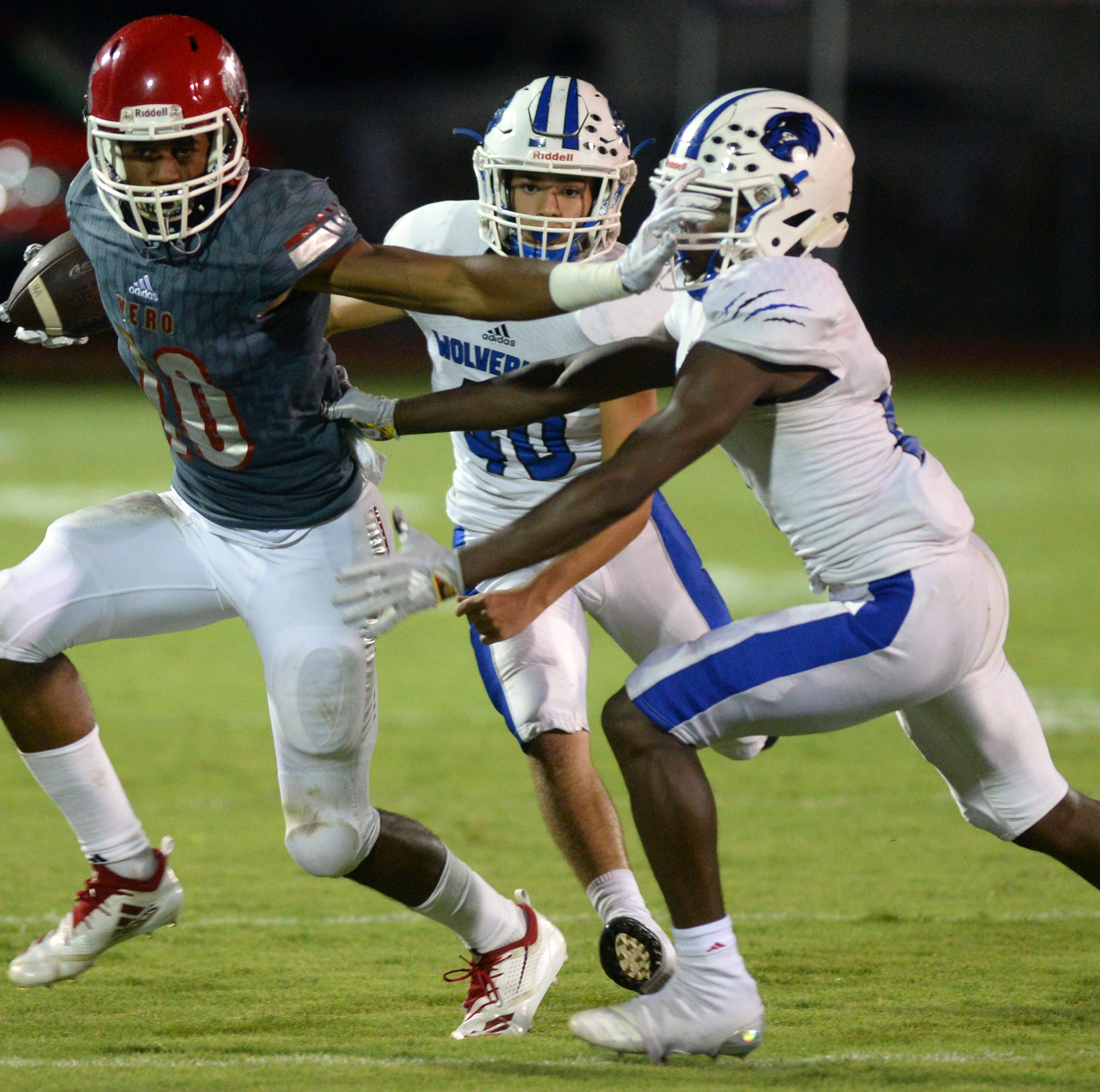 PrepZone football poll: Undefeated Vero Beach, Centennial headed for showdown