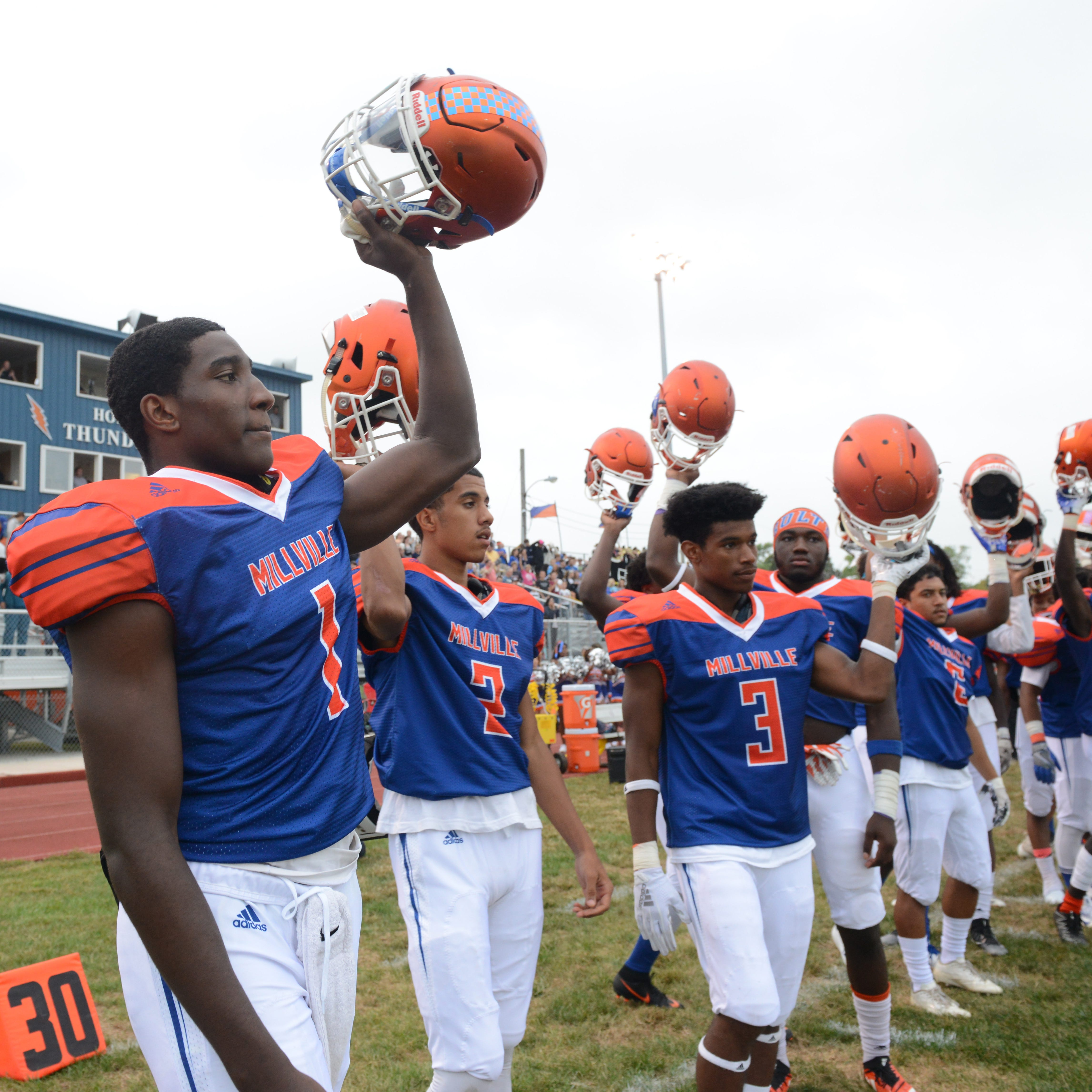 H.S. football: Has Millville weathered the storm?