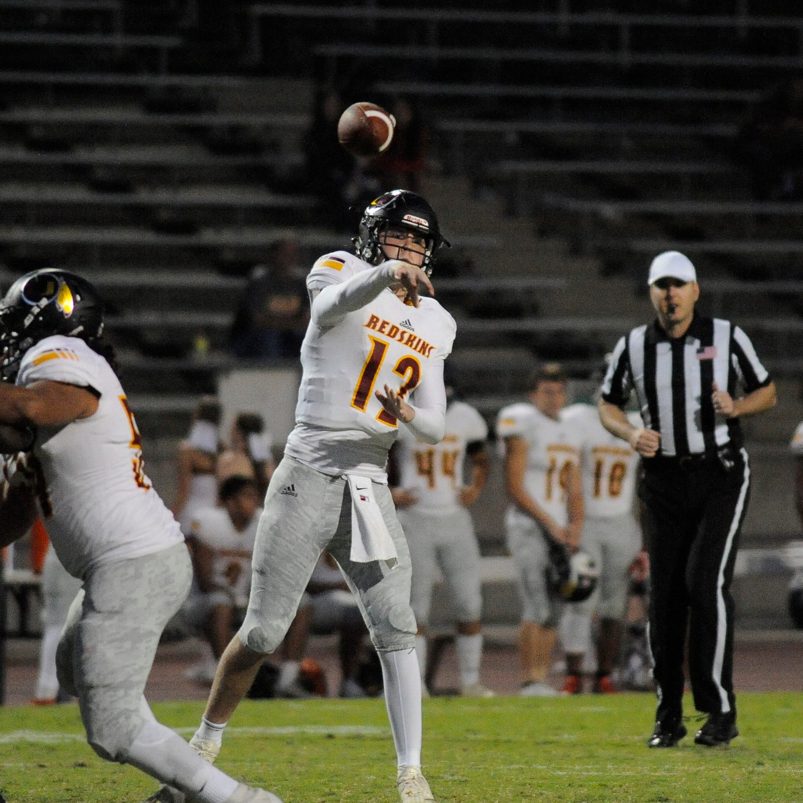 Live coverage: Week 5 Tulare County prep football action