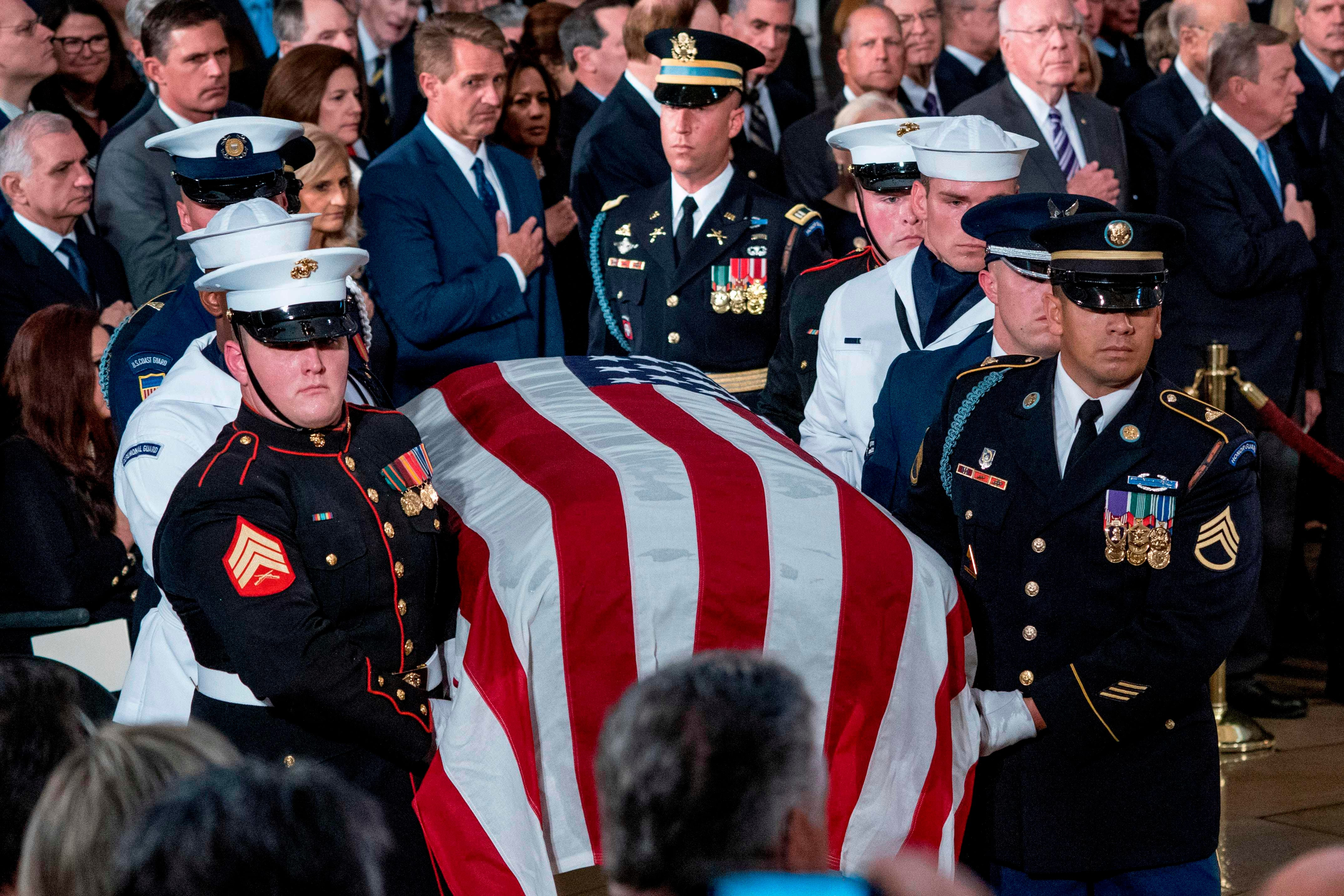 John McCain funeral, college football Saturday: 5 things to know this Labor Day weekend