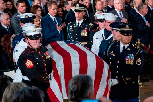 Sen. John McCain US Capitol