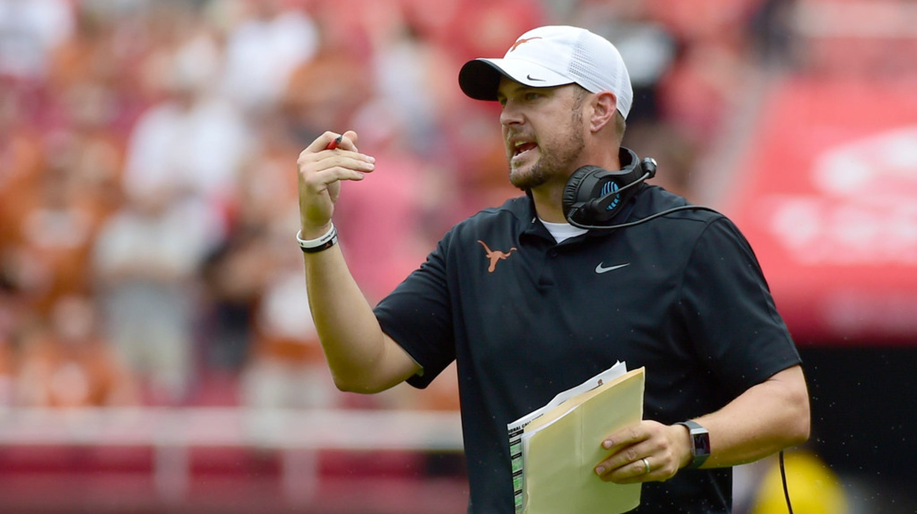 Don't be so surprised by the latest Texas loss to Maryland