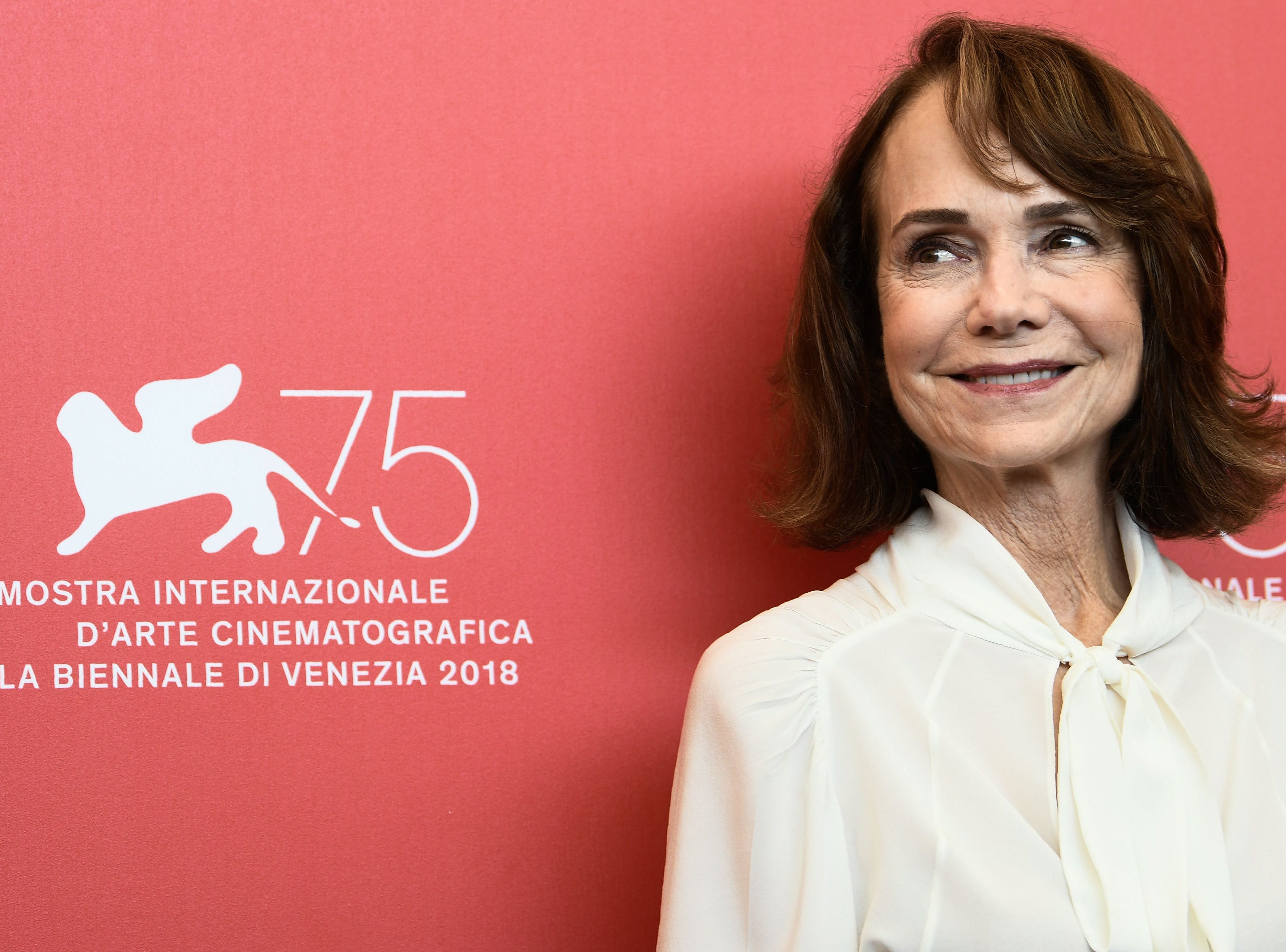 As was actress Jessica Harper.