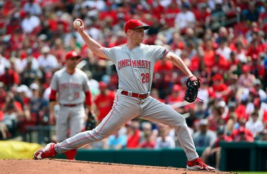 Mlb Cincinnati Reds At St Louis Cardinals