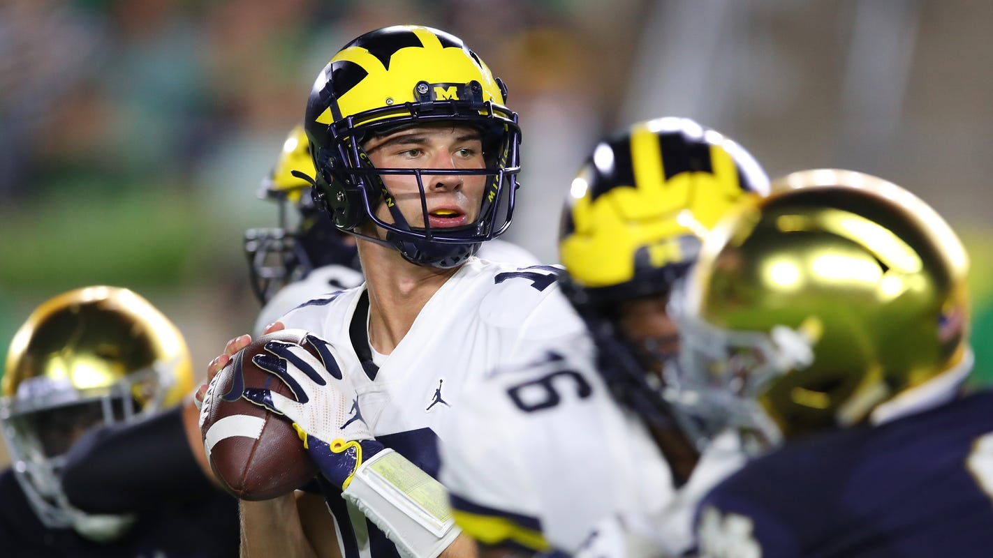 Michigan football, Notre Dame interested in continuing series, but no talks yet