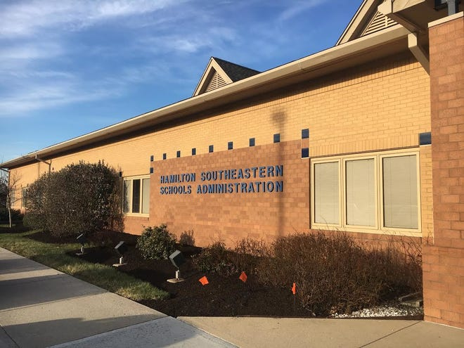 The Hamilton Southeastern Schools administration building.