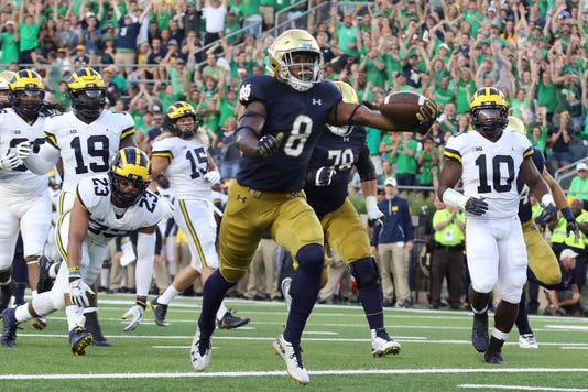 Why Notre Dame Football Beat Michigan, 24-17